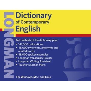 [英文audiobook音频 文本] longman dictionary of contemporary engl