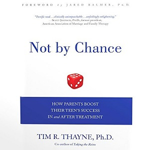 [英文audiobook音频+文本] Not by Chance: How Parents Boost Their Teen's ...