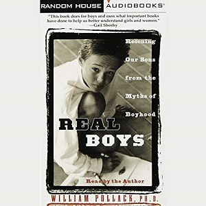 [英文audiobook音频+文本] Real Boys: Rescuing Our Sons from the Myths of...