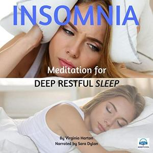 [英文audiobook音频+文本] Insomnia: Meditation for Deep Restful Sleep - ...